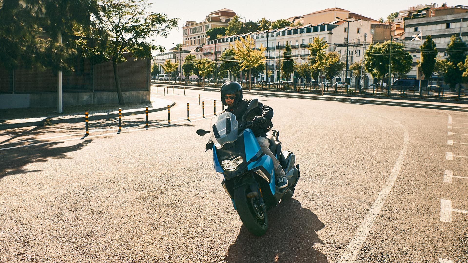C 400 X Bmw Motorrad